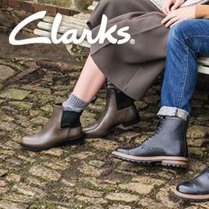 Clarks (其乐)海淘返利