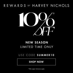 Harvey Nichols AU/APAC海淘返利