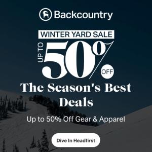 Backcountry.com海淘返利