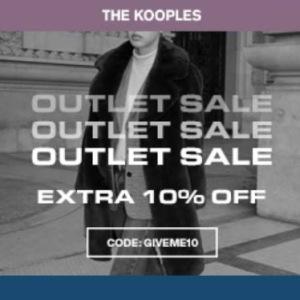 The Kooples海淘返利