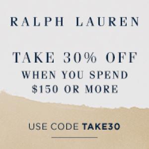 Ralph Lauren海淘返利