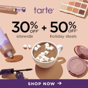 Tarte Cosmetics海淘返利