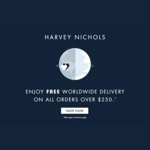 Harvey Nichols海淘返利