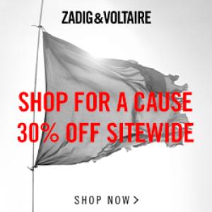 Zadig & Voltaire US海淘返利