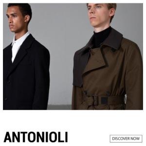 Antonioli海淘返利