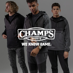 Champs Sports海淘返利