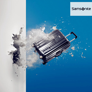 Samsonite (新秀丽)海淘返利