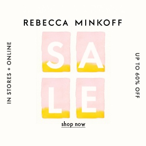 Rebecca Minkoff (瑞贝卡·明可弗)海淘返利