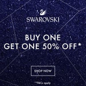 Swarovski (施华洛世奇)海淘返利